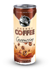 Hell energy KOFFEE Cappuccino 250ml