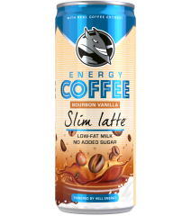 Hell energy KOFFEE Slim latte 250ml